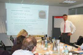 Interkulturelles Seminar in Köln mit Gerd Schneider