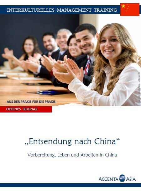 Entsendung nach China Versetzung