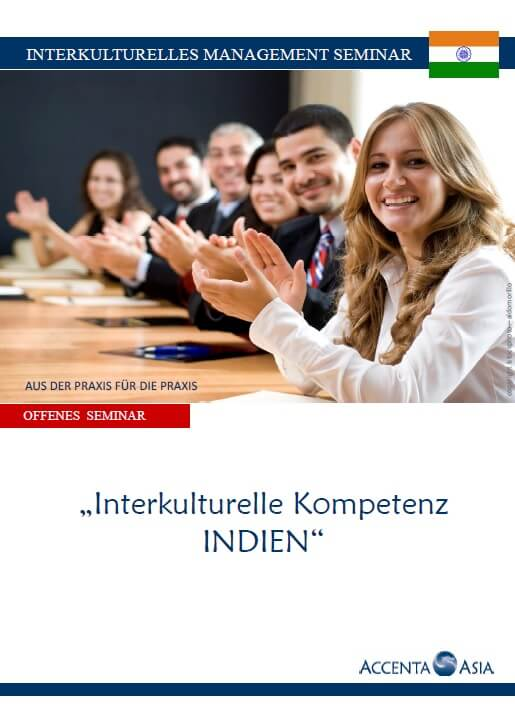 Interkulturelles Indien Seminar