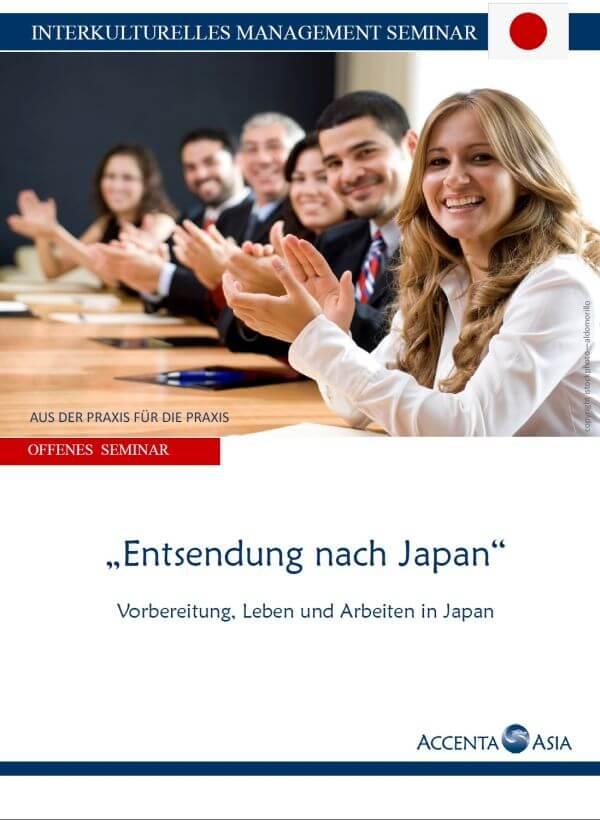Entsendung nach Japan Versetzung