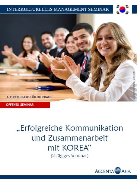 Interkulturelles Korea Training