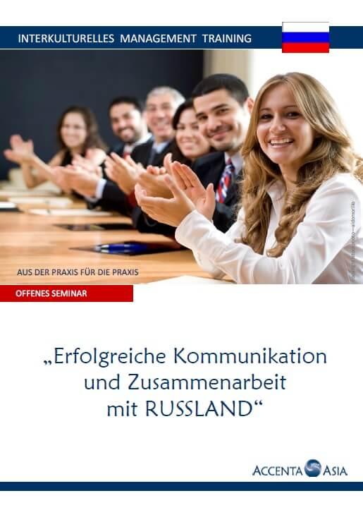 Interkulturelles Russland Seminar