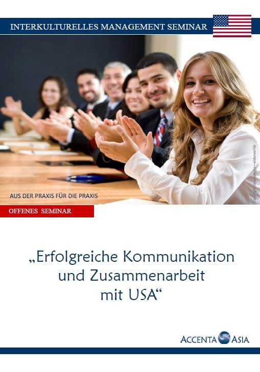 Interkulturelles USA Seminar