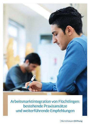Arbeitsmarktintegration für Flüchtlinge